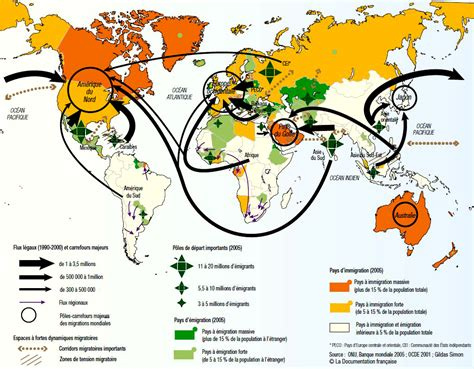 where s everybody going migration patterns and housing image gallery migration map