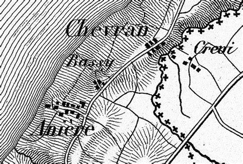 chemin de bassy noms g 233 ographiques du canton de 232 ve