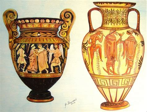 vasi greci antichi vasi greci bernardi opera celeste network