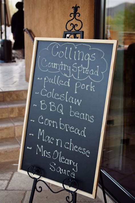 backyard wedding menu 25 best ideas about outdoor wedding foods on pinterest