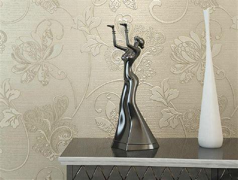 Home Interior Design For Living Room Elegant Embossed Wallpaper For Living Room Decoration 3d