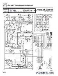 jlg skytrak telehandlers 8042 10042 10054 pdf manual