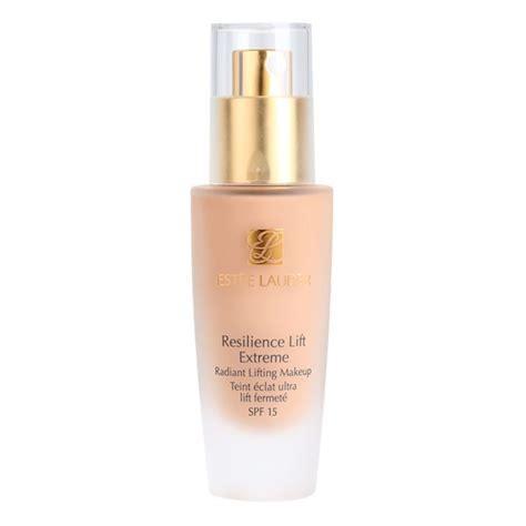 Estee Lauder Liquid Foundation est 233 e lauder resilience lift liquid foundation
