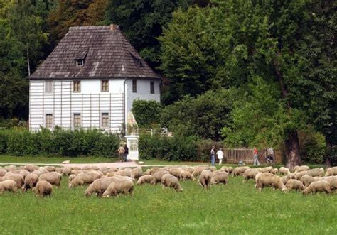 goethes gartenhaus weimar urlaub reisen und hotels in