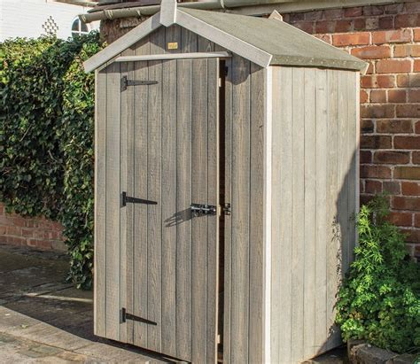 Heritage Shed by Rowlinson Heritage 4ft X 3ft Shed Gardensite Co Uk