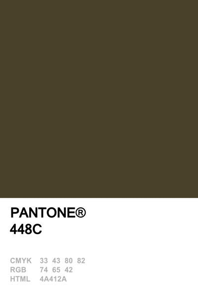 pantone 448c 89 best images about pantone color 3 on pinterest game
