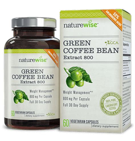 Green Coffee Bean Extract Burner naturewise green coffee bean burner archives weight loss offers
