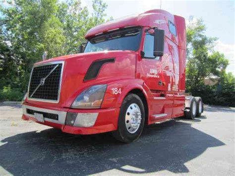 2006 volvo semi truck volvo vnl670 2006 sleeper semi trucks
