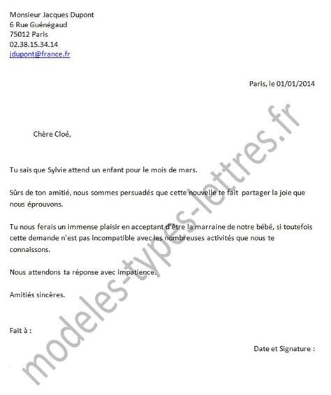 Exemple Lettre D Invitation Bapteme Modele Lettre Bapteme Adulte Document