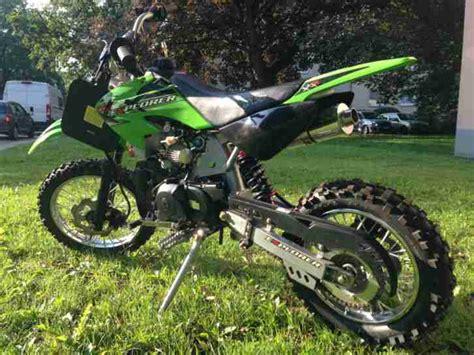 Motorrad Explorer motorcross motorrad explorer 125 xrx f 252 r kinder bestes