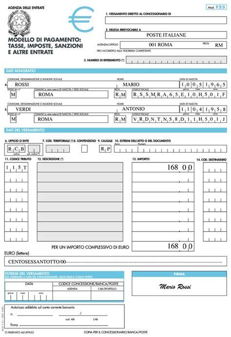 ufficio registro contratti di locazione compilazione modello f23 come fare curriculum vitae e