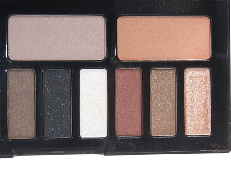 shade light eye palette d shade light glimmer eye contour palette review