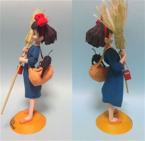 Ghibli Papercraft - 17 best images about papercraft on chibi
