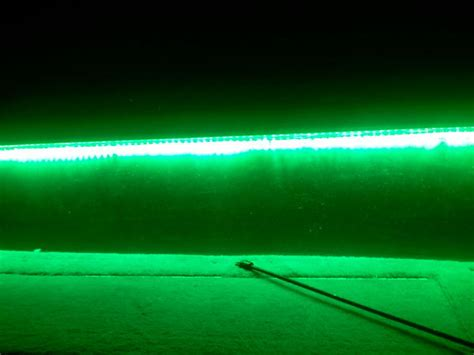 led fishing light strips i m looking for night time fishing lights to mount on my boat