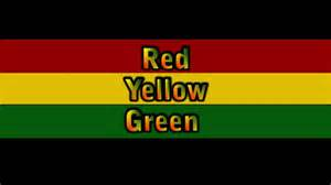bob marley flag colors meaning the rastafarians