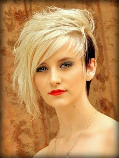 how to pin a fringe back pixie cut messy pixie cut with fringe short hair pinterest