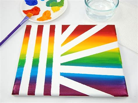Resist Painting Craft Crayola