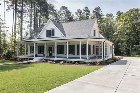 stonegate farmhouse stonegate the farmhouse exterior raleigh by black and white by garman homes