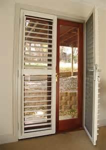 Patio Door Security Shutters Windows