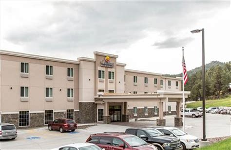 comfort inn owned by comfort inn and suites hotel in hill city 57745