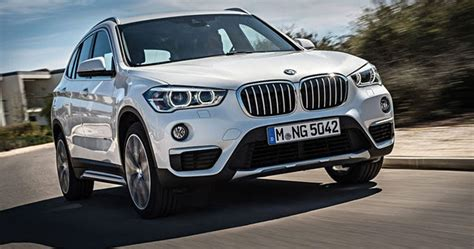 bmw small suv all new bmw x1 small suv leaked ahead of time