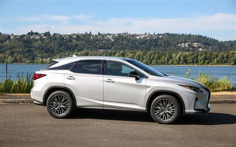 lexus rx 350 f sport 2016 lexus rx 350 f sport 2016 widescreen car wallpaper