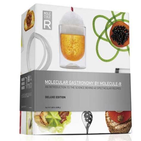 produit cuisine mol馗ulaire coffret cuisine mol 233 culaire de luxe 40 recettes