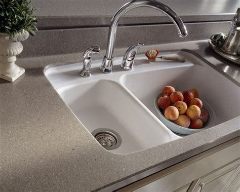 Corian Integrated Sink by Corian 174 Ohio Valley Supply Company