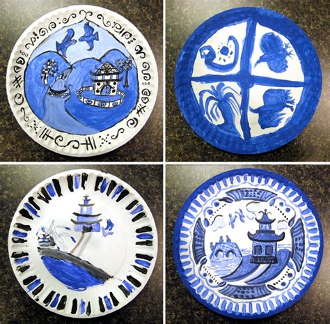 willow pattern art activities 17 best images about chinese dynasties for kids on