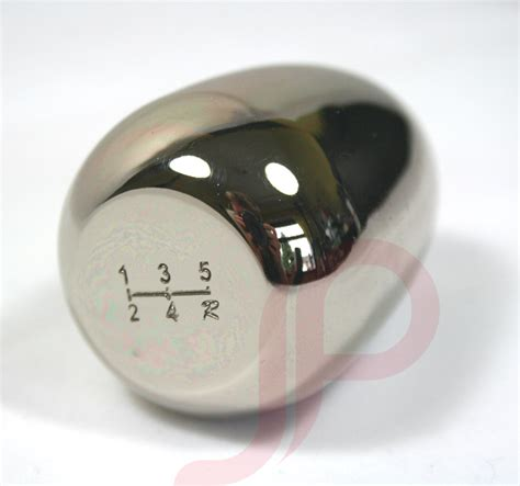 Honda Shift Knobs by Honda Weighted Billet Shift Knob Silver By Jperformance