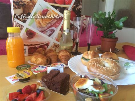 home bunch brunch at home with free delivery baci d angelo