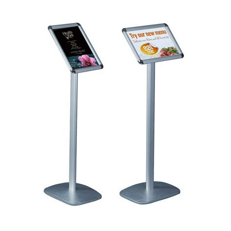 sign stands free standing sign holders