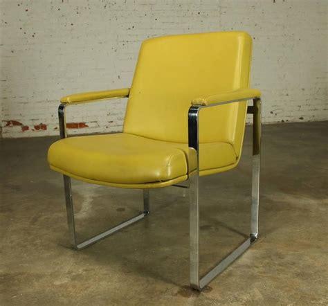 vintage chromcraft bar stools vintage mid century modern chromcraft style chrome flat