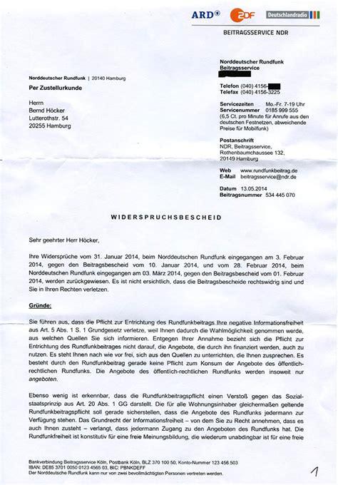 Musterbrief Widerspruch Gez Festsetzungsbescheid Ablaufschema Kurz 252 Bersicht Anmeldung Bescheid Widerspruch Klage
