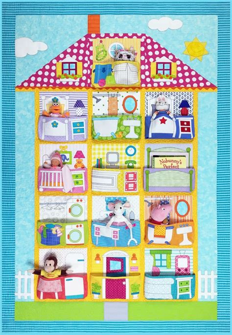doll house pattern dollhouse quilt pattern amy bradley designs
