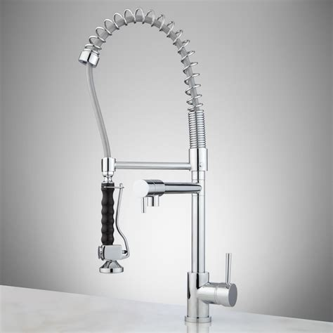 Restaurant Style Kitchen Faucets   Home Design Ideas and Pictures