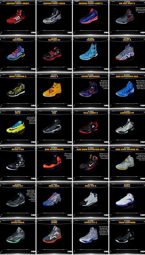basketball shoe names nike basketball all shoes names