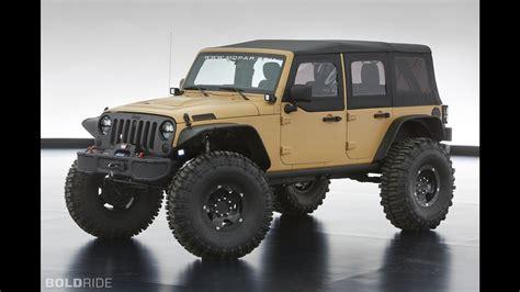 mopar jeep wrangler jeep wrangler mopar sand trooper ii