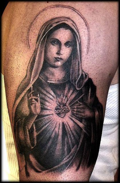 cristo tattoo 50 tatuagens a virgem m 227 e de jesus cristo