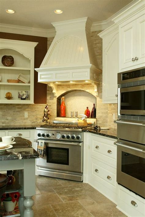 kitchen layout with stove in the corner pin by melissa franks gantt on dream home kitchens pinterest
