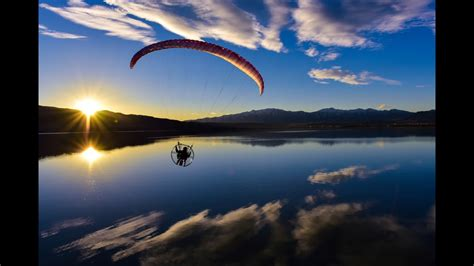 paramotor professional photography powered paragliding