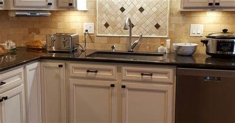 finished kitchen  cabinets  thomasville
