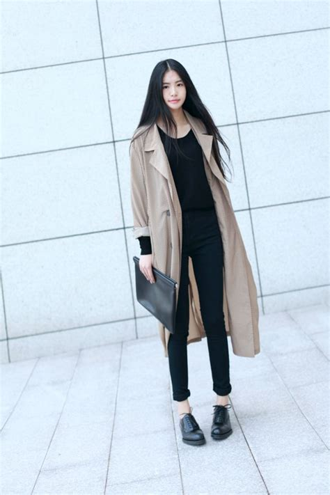 Trench Jacket Black Korean Style 25 best ideas about classic trench coat on