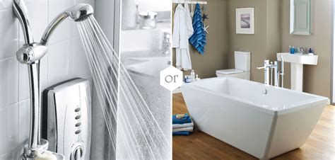Shower Vs Bath Bath Vs Shower Or Both Victorian Plumbing