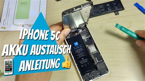 youtube tutorial iphone 5c iphone 5c akku austauschen anleitung tutorial we fix it