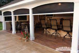 Rv Sunroom Patio Amp Lanai Retractable Screens Stoett