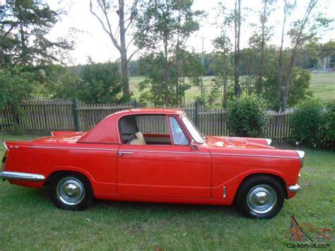 triumph herald for sale 1959 60 triumph herald coupe