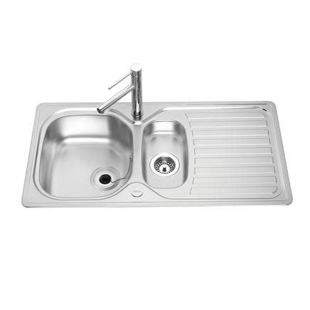 howdens kitchen sinks lamona bs 1 5 bowl sink stainless steel kitchen sinks howdens joinery for the home