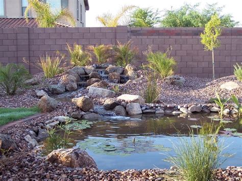 Desert Landscape Ideas For Backyards 26 Landscaping Ideas For Desert Backyard Izvipi