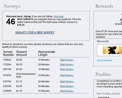 Reliable Surveys For Money - only cash surveys review scam or a reliable paid survey site surveysatrap